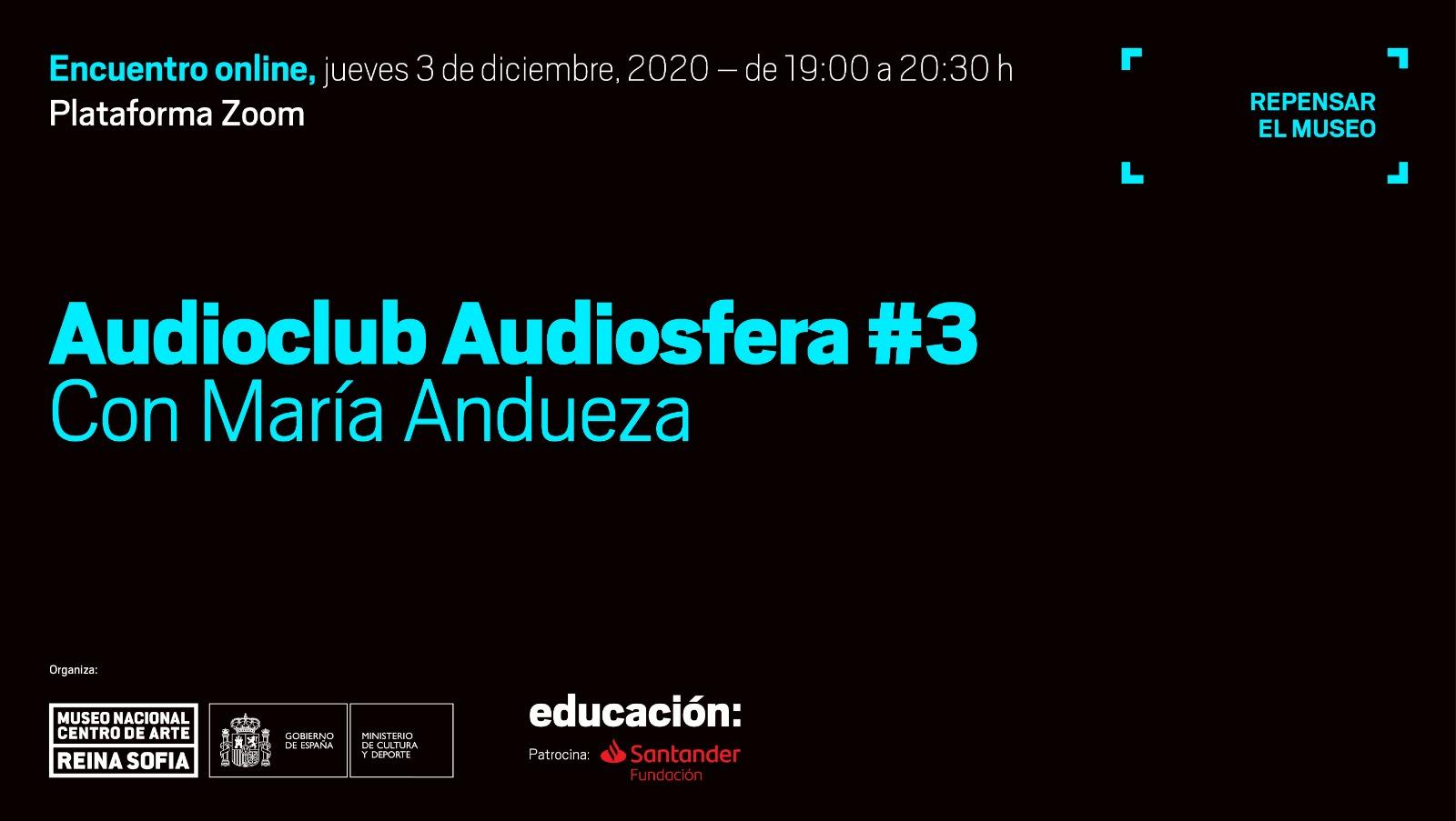 Audioclub. Museo Reina Sofía